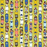 Fabulous Fabrics French Terry Coole Skateboards | by Poppy