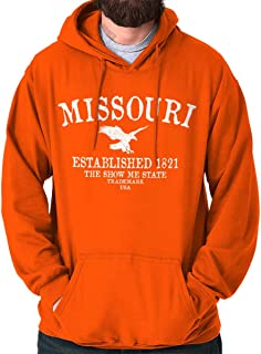 Missouri The Show Me State Eagle Classic MO Hoodie
