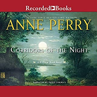 Corridors of the Night audiobook cover art