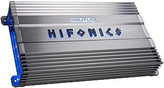 $228 » Hifonics BG-2200.1D Brutus Gamma 2200 Watt Mono Car Audio Amplifier Class D Amp