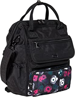 Women's Via Tote, Brushed Camo Black Travel, One Size