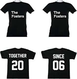together since couple t shirts