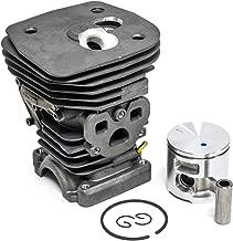 47MM Piston Cylinder Kit for Husqvarna 455 Rancher 455E 460 Husky Chainsaw