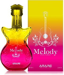 Melody by Amare - perfumes for women - Eau de Toilette, 75 ml