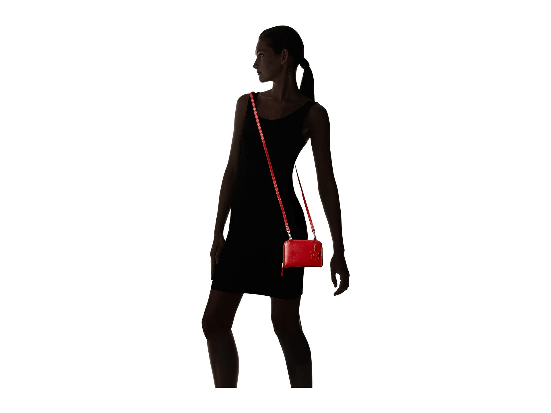 Stadium Red Scully Addison Scully Crossbody Addison t6CtqYwxp
