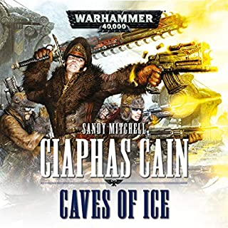 Page de couverture de Caves of Ice