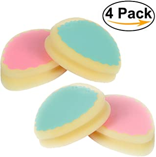 4Pcs Premium Painless Hair Removal Sponge, Lady Hair Removal Artifact