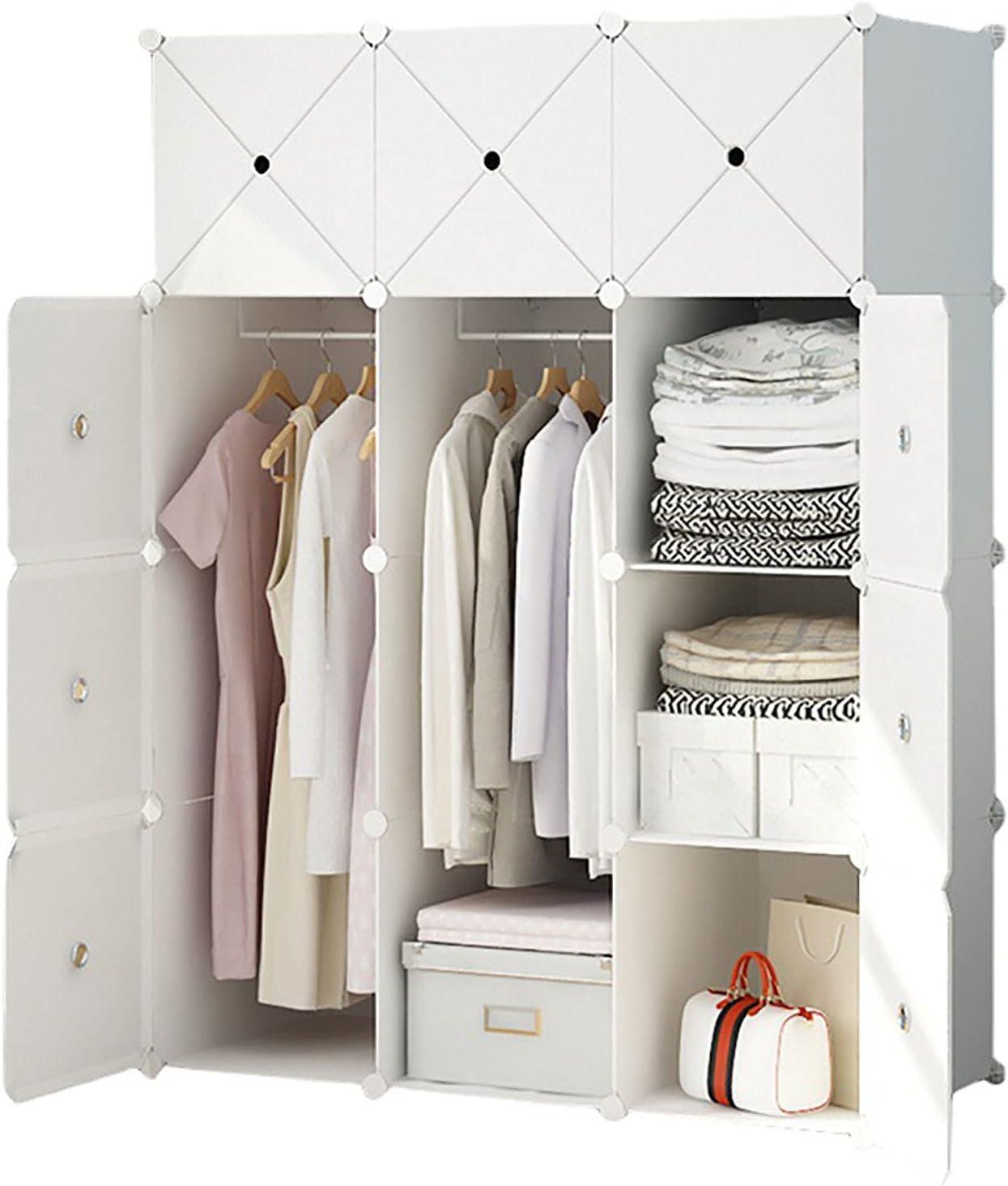 Max 77% OFF GFHJHTY Simple discount Wardrobe Detachable Cloth As Dormitory
