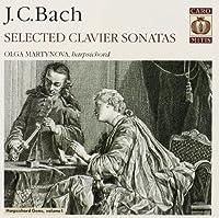 Selected Clavier Sonatas Harpsichord Gems 1 (Hybr)