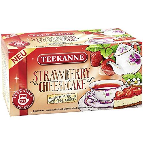Teekanne 51694 Sweatea Strawberry Cheesecake, 77.1g