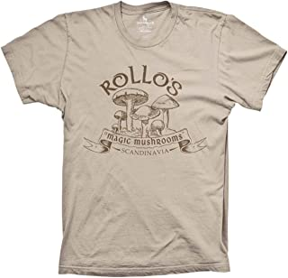 Rollo's Magic Mushrooms Tshirt Funny tees Rollo Shirt