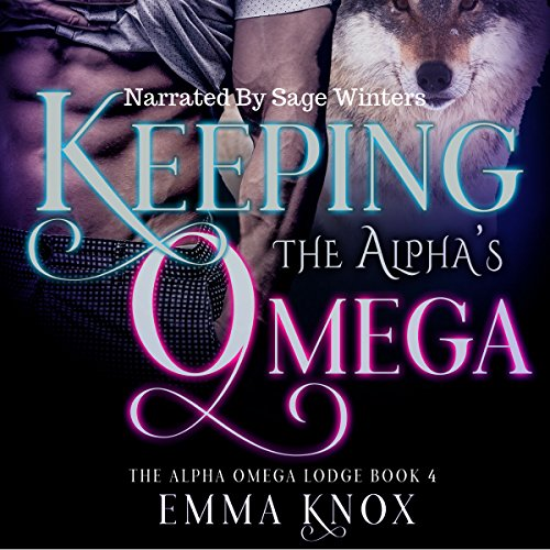 Keeping the Alpha's Omega audiobook cover art