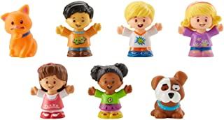 Juego Fisher-Price Little People, amigos y mascotas