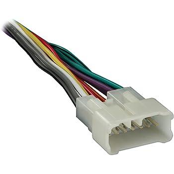 Amazon.com: Metra 70-7992 Radio Wiring Harness for Suzuki 95-03: Car  ElectronicsAmazon.com