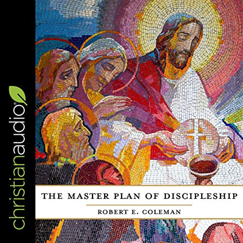 The Master Plan of Discipleship cover art