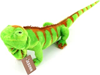 JESONN Stuffed Animals Toys Lizard Plush (A)