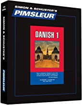 Pimsleur Danish Level 1 CD: Learn to Speak and Understand Danish with Pimsleur Language Programs (1) (Comprehensive)