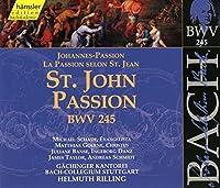 ST.JOHN PASSION BWV245