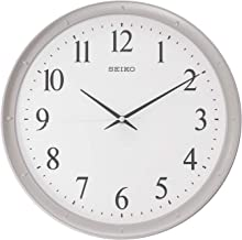 Seiko Lilac Wall Clock QXA378Z (31 X 31 cm)