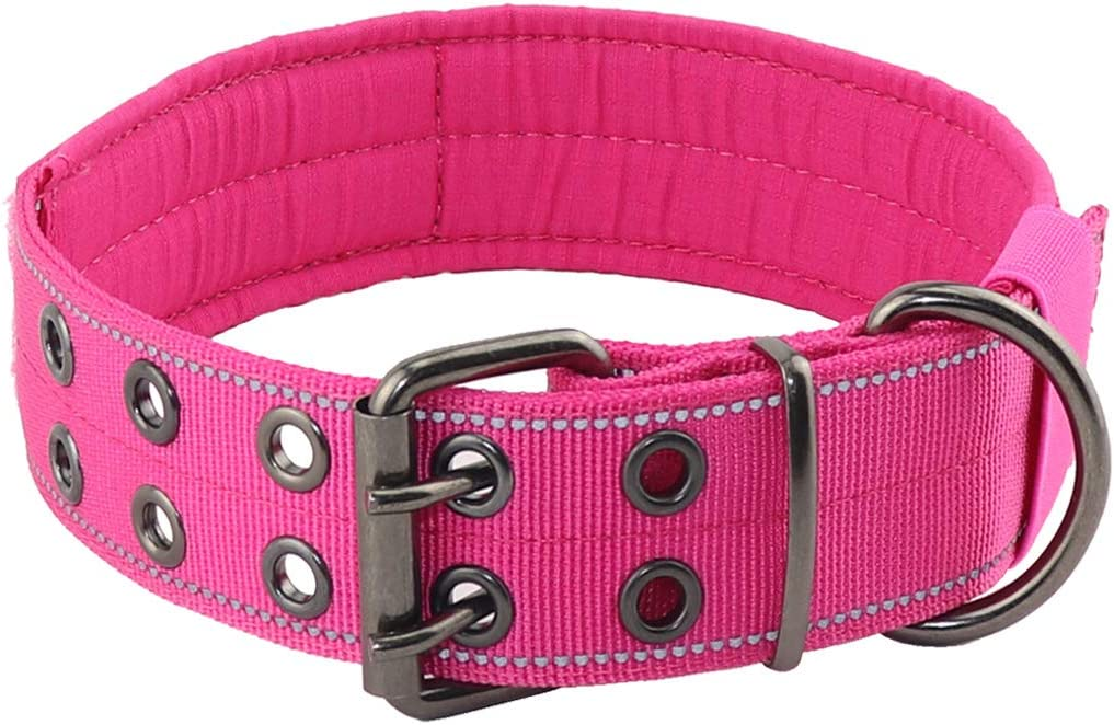 Yunleparks Reflective Dog Collar Discount is also underway with Tactical P Soft SALENEW very popular