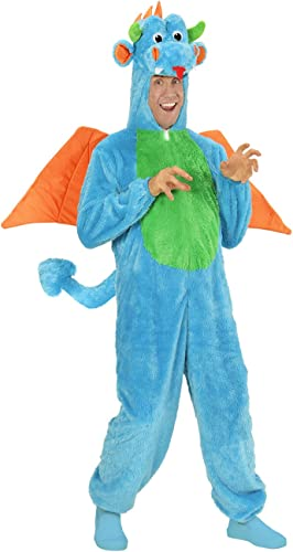 WidhomHommes Costume de dragon pour adulte