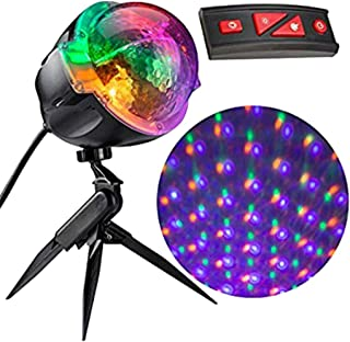 points of light projector remote