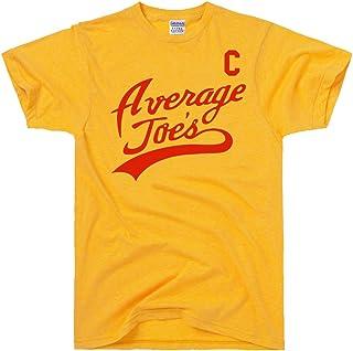 DirtyRagz Men's Average Joe's Jersey Movie Dodgeball Costume T Shirt