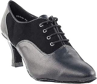 Women's Ballroom Dance Shoes Tango Wedding Salsa Shoes 1688EB Comfortable-Very Fine 2.5