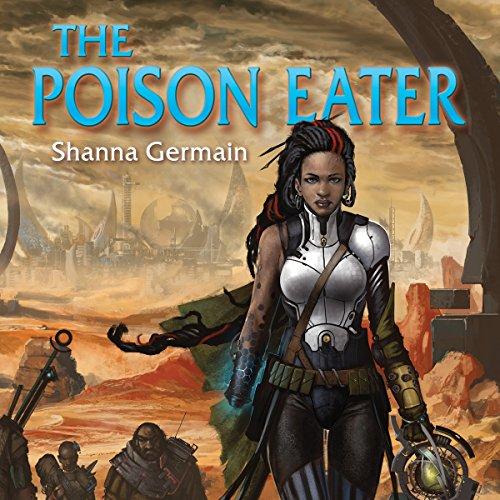 The Poison Eater audiobook cover art