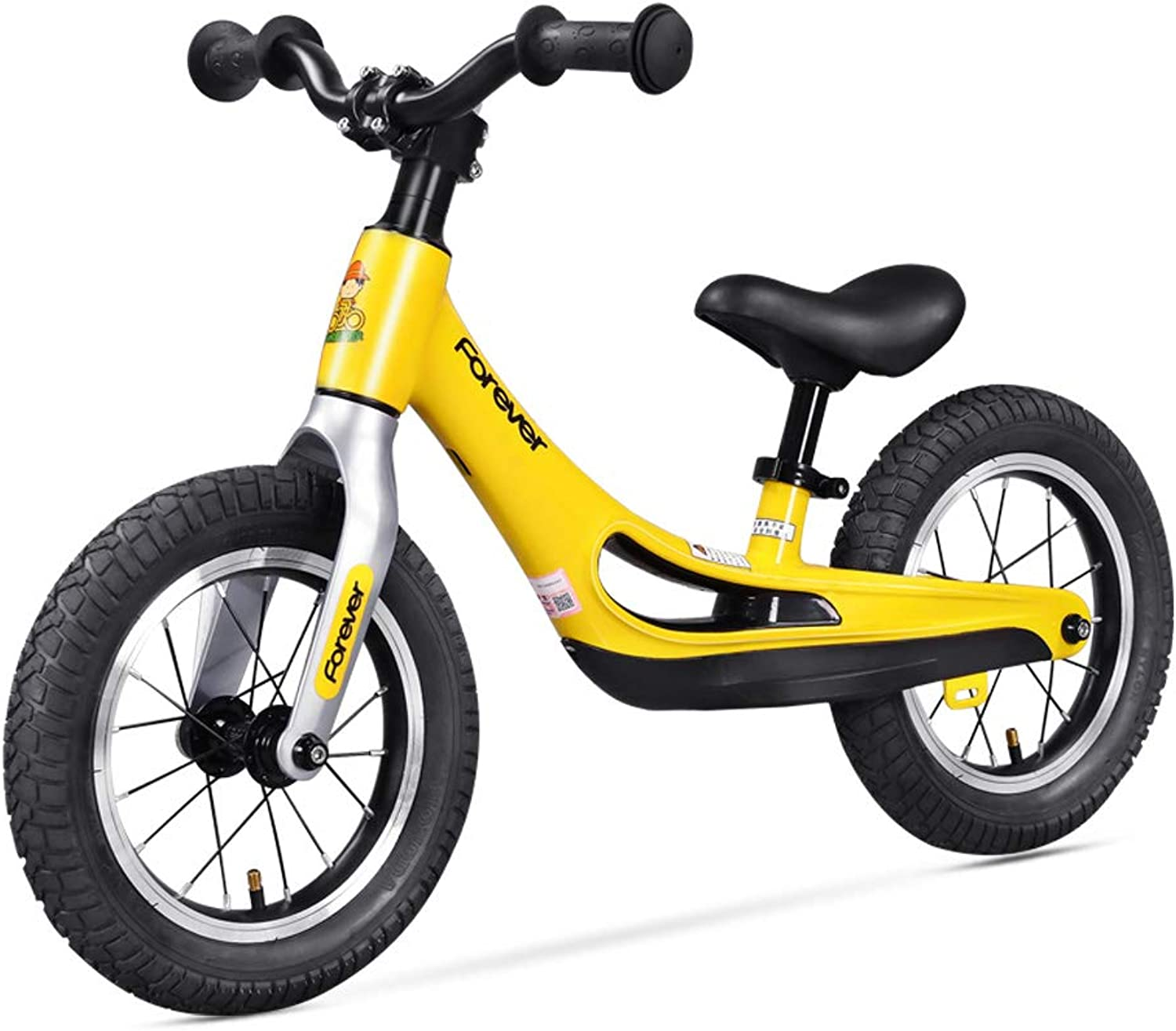 FLYING PIGEON FG 1936 Kid's Balance Bike, Toddler Bike, UltraLight Magnesium Alloy No Pedal Walking Bicycle, Ages 2 to 5 Years Old for Boys and Girls, Balance Bikes for Toddlers