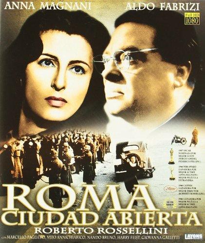 Roma Ciudad Abierta [Blu-ray]