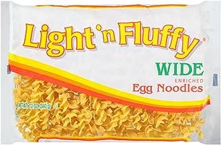 Light 'N Fluffy Wide Egg Noodles, 12 oz