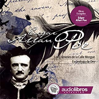 Cuentos de Edgar Allan Poe 2 [Stories of Edgar Allen Poe 2] audiobook cover art