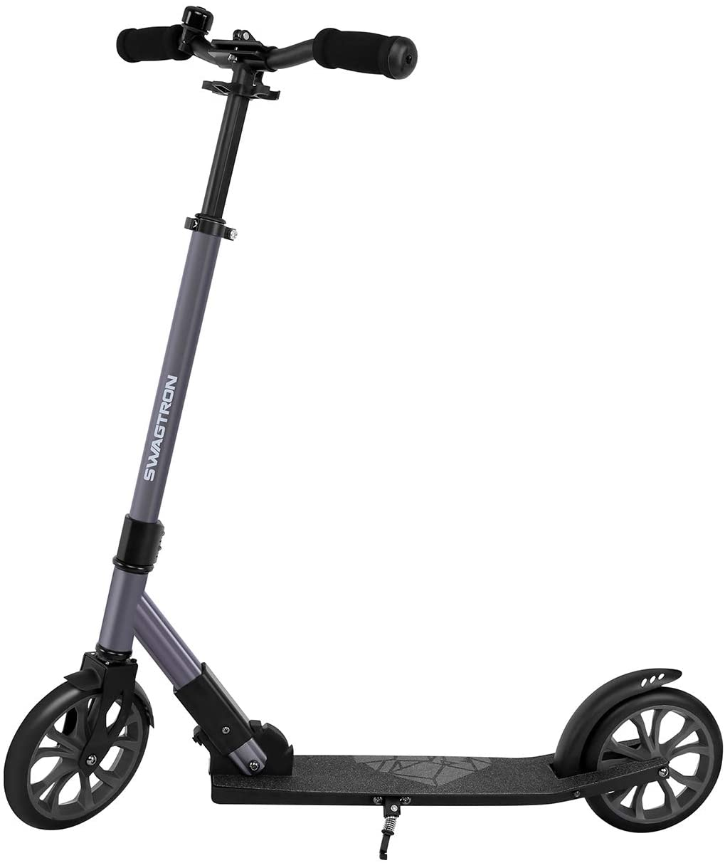 Swagtron K8 Folding Kick Scooter for Kids Quality inspection Kickstand Teens with Luxury