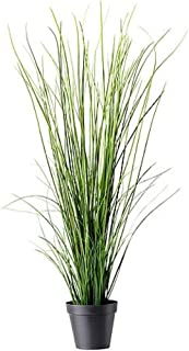 IKEA Fejka Artificial Potted Plant Grass 701.866.60 Size 6 ¾