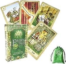 Fairy Tale Lenormand Oracle Tarot Cards, med Velvet Storage Bag,Fairy Tale Lenormand Oracle tarot Cards,tarot cards deck...
