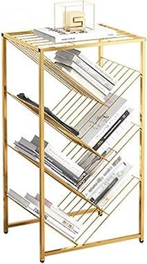 Bookcases Childrens Bookshelf with Storage,Household Children's Book Shelf, Student Bookcase Tree Shape, Picture Book Shelf f