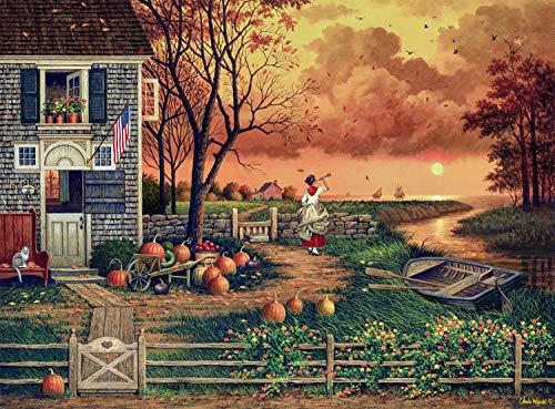 Buffalo Games - Charles Wysocki - Supper Call - 1000 Piece Jigsaw Puzzle