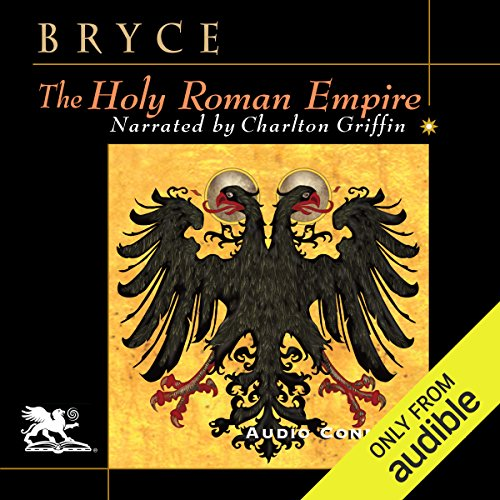 Couverture de The Holy Roman Empire