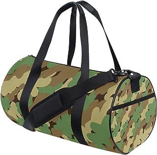 Ahomy Mosaik-Schultertasche, Camouflage, Sport, leicht, Segeltuch, Reisetasche
