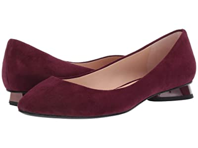 Kate Spade New York Fallyn (Cherrywood Suede) Women