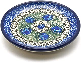 polish pottery coasters