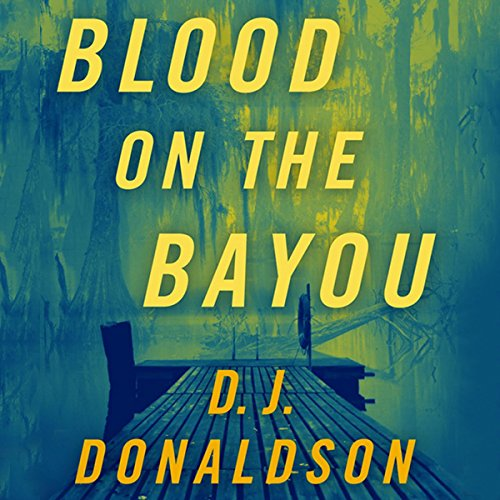Couverture de Blood on the Bayou