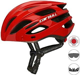 eac4176be1 Blue-Yan Casco para Bicicleta de 22 ventilaciones, cómodo y Transpirable  Casco de Bicicleta