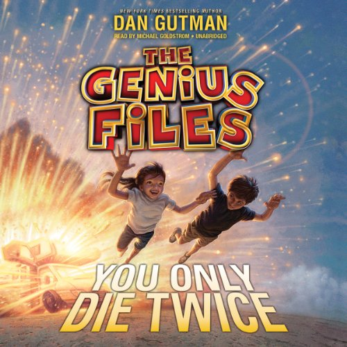 You Only Die Twice cover art