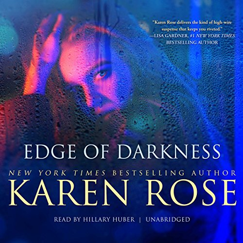 Edge of Darkness audiobook cover art