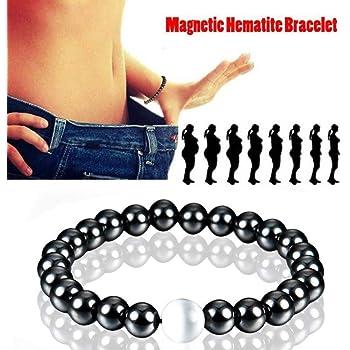 Die Magnete dienen zum Abnehmen