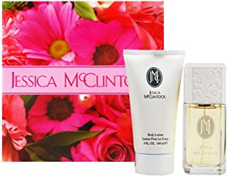 Jessica McClintock by Jessica McClintock for Women 2 Piece Set Includes: 3.4 oz Eau de Parfum Spray + 5.0 oz Body Lotion