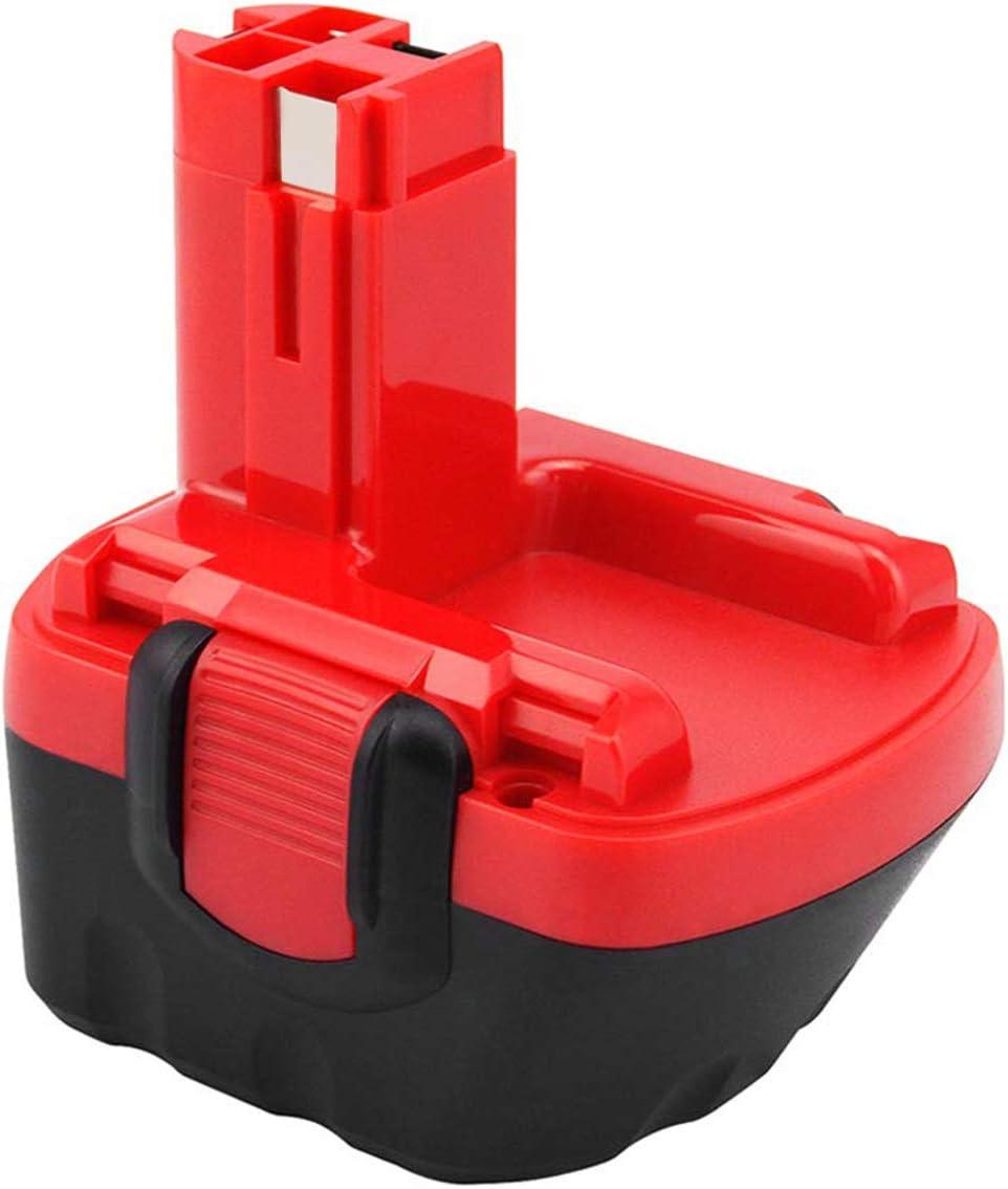 ADVNOVO Ni-MH 12V 3.5Ah BAT043 Batería de Reemplazo para Bosch 12V BAT043 BAT045 BAT120 BAT139 2607335542 2607335526 2607335274 2607335709 GSR 12-2 12VE-2 PSR 12 GSB 12VE-2 22612 23612 32612