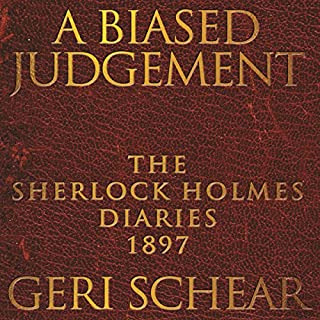 A Biased Judgement audiobook cover art